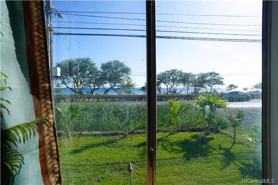 Waianae Single Family Home For Sale: 87-1430 Farrington Highway