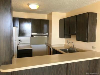 Honolulu Condo/Townhouse For Sale: 411 Hobron Lane #2804