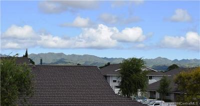 Waipahu Condo/Townhouse For Sale: 94-705 Paaono Street #L8