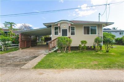 Hauula Single Family Home For Sale: 53-866 Kamehameha Highway #C3