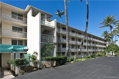 Waianae Condo/Townhouse For Sale: 85-175 Farrington Highway #A117
