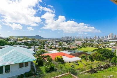 Honolulu Single Family Home In Escrow Showing: 2913 Alphonse Place