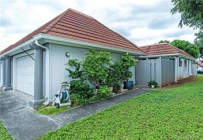 Honolulu County Condo/Townhouse For Sale: 531 Keolu Drive #H