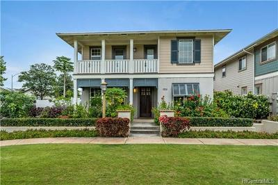 Ewa Beach Single Family Home For Sale: 91-1087 Waiemi Street