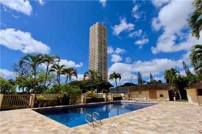 Pearl City Condo/Townhouse In Escrow Showing: 1060 Kamehameha Highway #704A