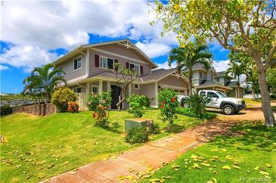 Kapolei Single Family Home For Sale: 92-6034 Nemo Street #38