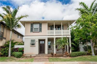 Ewa Beach Single Family Home For Sale: 91-1186 Waipuhia Street