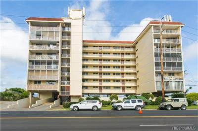 Pearl City Condo/Townhouse In Escrow Showing: 950 Lehua Avenue #802
