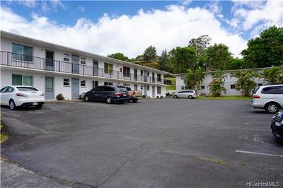 Mililani Condo/Townhouse For Sale: 95-023 Waihau Street #C122
