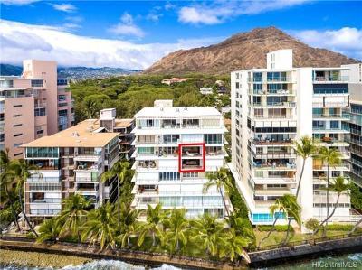 Honolulu County Condo/Townhouse For Sale: 2999 Kalakaua Avenue #602/702