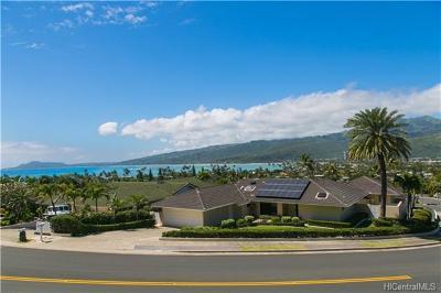 Honolulu Single Family Home For Sale: 382 Poipu Drive