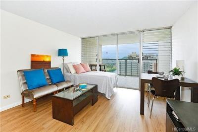 Honolulu Condo/Townhouse For Sale: 445 Seaside Avenue #2611
