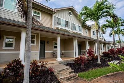 Condo/Townhouse In Escrow Showing: 91-1014 Kaipalaoa Street #6503