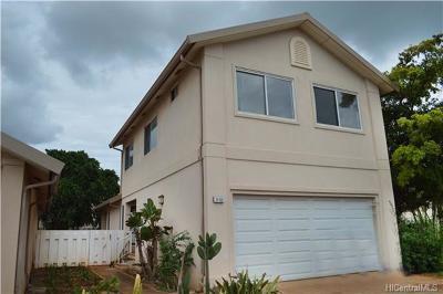 Ewa Beach Single Family Home In Escrow Showing: 91-1501 Kaaimalu Place