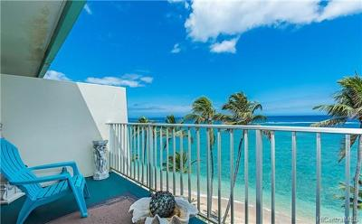 Hauula Condo/Townhouse For Sale: 53-567 Kamehameha Highway #8