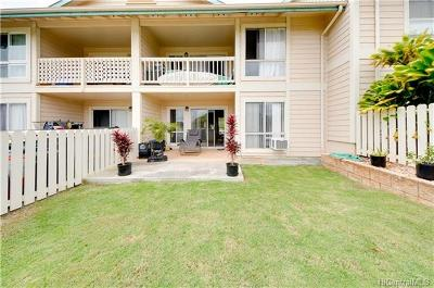 Kapolei Condo/Townhouse In Escrow Showing: 92-1248 Palahia Street #S105
