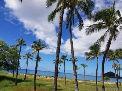 Waianae HI Condo/Townhouse For Sale: $130,000