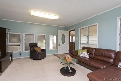 Waialua Single Family Home For Sale: 66-925 Ulihi Place