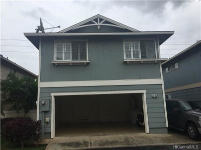 Ewa Beach Condo/Townhouse For Sale: 91-468 Makalea Street #113
