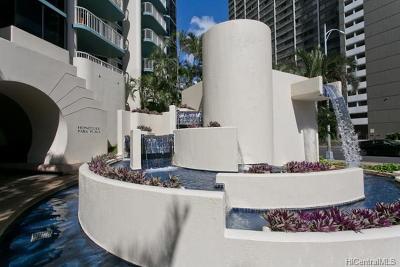 Honolulu Condo/Townhouse For Sale: 1212 Nuuanu Avenue #303
