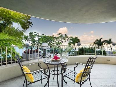 Honolulu County Condo/Townhouse For Sale: 66 Queen Street #1503