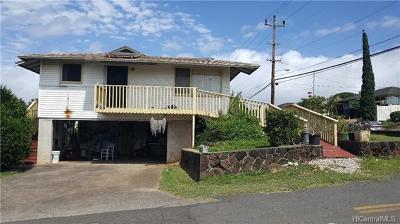 Aiea Single Family Home For Sale