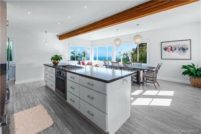 Honolulu Single Family Home For Sale: 1621 Mikahala Way