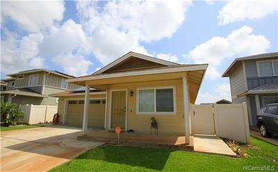 kapolei Single Family Home For Sale: 91-1245 Kinoiki Street
