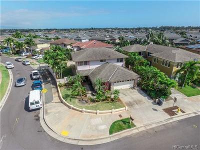Ewa Beach Single Family Home For Sale: 91-1069 Hoowalea Street