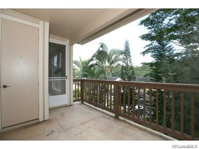 Mililani Condo/Townhouse For Sale: 95-976 Wikao Street #K204
