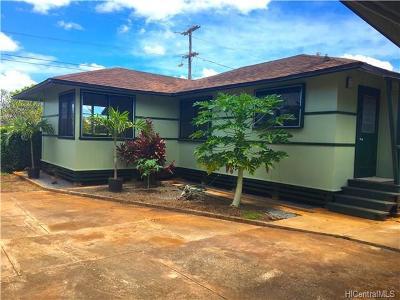 Waialua HI Rental For Rent: $3,000