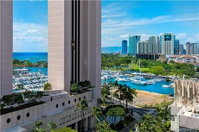 Honolulu HI Condo/Townhouse For Sale: $1,100,000