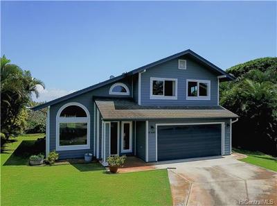 Kapolei Single Family Home For Sale: 92-5002 Limukele Street
