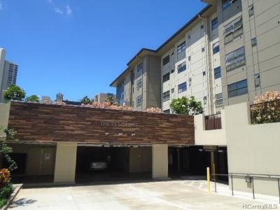 Honolulu County Condo/Townhouse For Sale: 1310 Pensacola Street #506