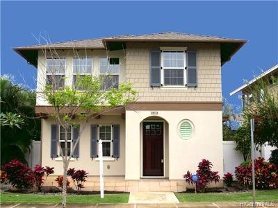Ewa Beach Single Family Home For Sale: 91-1024 Waiinu Street