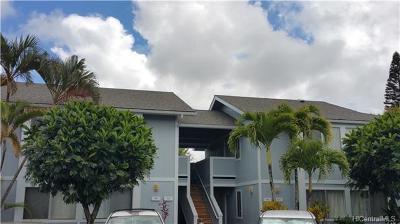 Mililani Condo/Townhouse For Sale: 95-1021 Ainamakua Drive #98