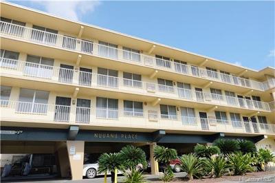 Honolulu Condo/Townhouse For Sale: 24 Hialoa Street #42