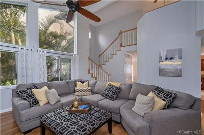 Kapolei Single Family Home For Sale: 92-7041 Kahea Street