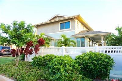 Kapolei Single Family Home For Sale: 801 Kakala Street #48