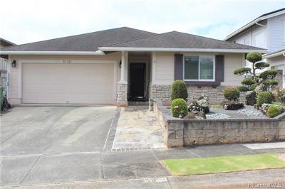 Mililani Single Family Home For Sale: 95-223 Hoakea Place