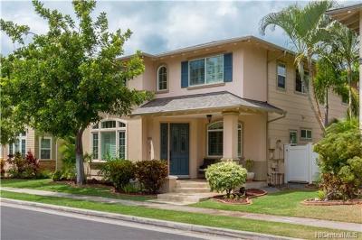 Ewa Beach Single Family Home For Sale: 91-1014 Kaiakua Street