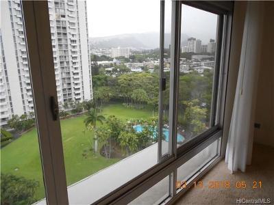 Honolulu Condo/Townhouse For Sale: 1511 Nuuanu Avenue #1224