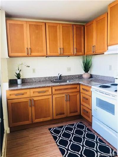 Honolulu County Condo/Townhouse For Sale: 936 Lehua Avenue #205