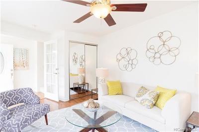 Honolulu Single Family Home For Sale: 2844 Easy Street
