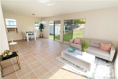 Waianae Single Family Home For Sale: 86-175 Moekolu Street