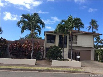 Single Family Home For Sale: 1050 Noio Street