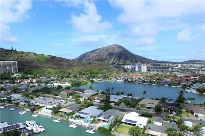 Central Oahu, Diamond Head, Ewa Plain, Hawaii Kai, Honolulu County, Kailua, Kaneohe, Leeward Coast, Makakilo, Metro Oahu, North Shore, Pearl City, Waipahu Rental For Rent: 800 Kumukahi Place