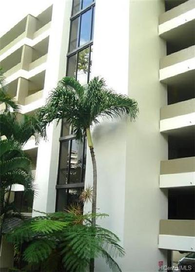 Central Oahu, Diamond Head, Ewa Plain, Hawaii Kai, Honolulu County, Kailua, Kaneohe, Leeward Coast, Makakilo, Metro Oahu, North Shore, Pearl City, Waipahu Rental For Rent: 965 Prospect Street #307