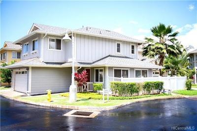Central Oahu, Diamond Head, Ewa Plain, Hawaii Kai, Honolulu County, Kailua, Kaneohe, Leeward Coast, Makakilo, Metro Oahu, N. Kona, North Shore, Pearl City, Waipahu Single Family Home For Sale: 87-2095 Pakeke Street #25