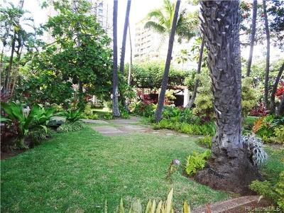 Central Oahu, Diamond Head, Ewa Plain, Hawaii Kai, Honolulu County, Kailua, Kaneohe, Leeward Coast, Makakilo, Metro Oahu, North Shore, Pearl City, Waipahu Rental For Rent: 300 Wai Nani Way #I601
